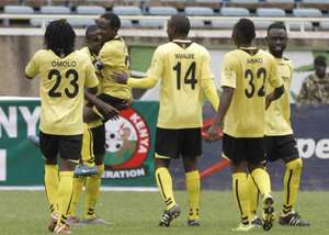 Wazito FC celebrate GOtv Shield win