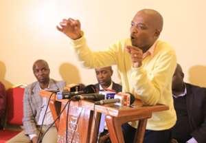 FKF President Nick Mwendwa