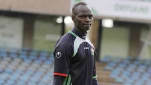 Ulinzi Stars keeper James Saruni is also in the squad