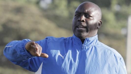 Kakamega Homeboyz coach Gilbert Selebwa