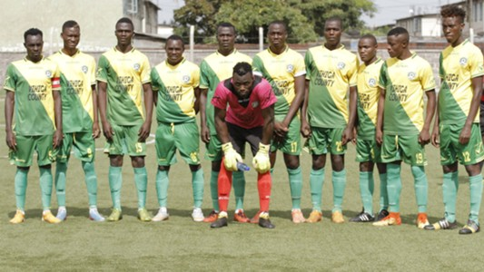 Vihiga County line up before facing Ligi Ndogo