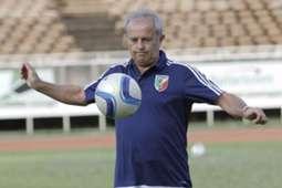 Congo coach Pierre Lechantre