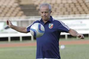Congo coach Pierre Lechantre