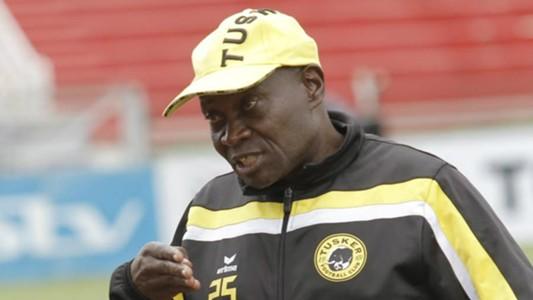 Tusker coach Paul Nkata.