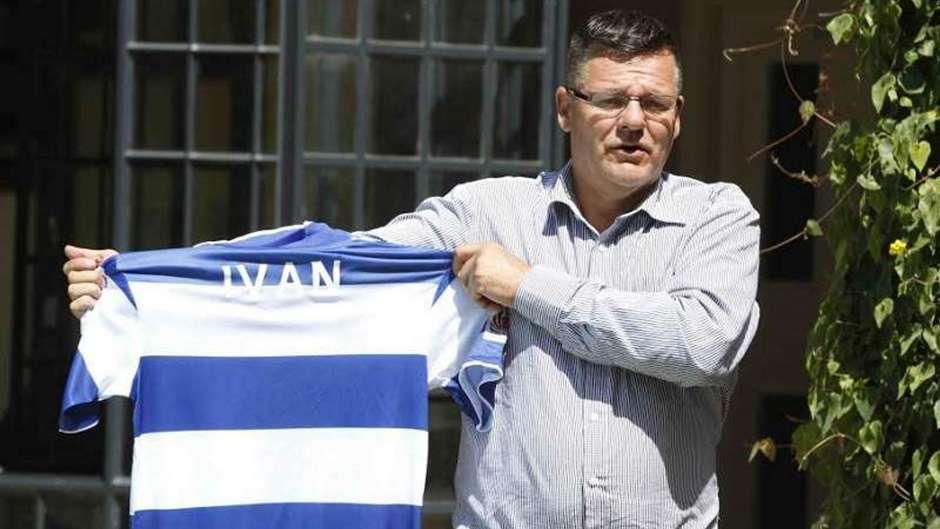 Ivan Minnaert of AFC Leopards