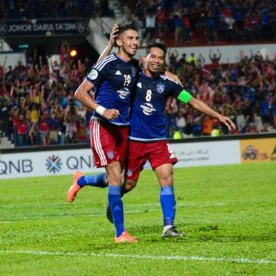 Johor Darul Ta'zim in the AFC Cup