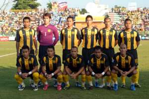 Malaysia 2008 AFF Cup team