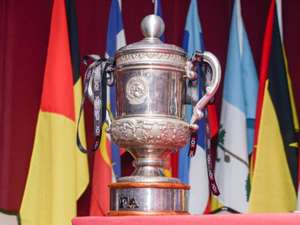 Malaysia FA Cup trophy