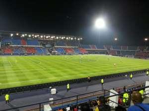 Tan Sri Hassan Yunos Stadium during Malaysia-Timor Leste match 2016