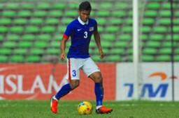 Malaysia's Shahrul Saad - 2016 AFF Suzuki Cup