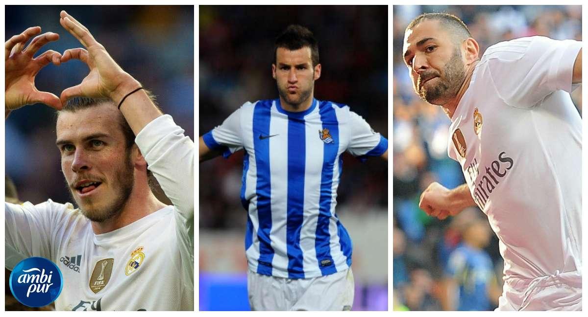 Ambi Pur Best XI - La Liga Week 14