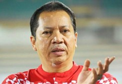 Kelantan FA President Annuar Musa