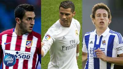 Ambi Pur Best XI - La Liga Week 32