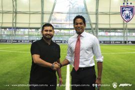 TMJ and Khairy Jamaluddin