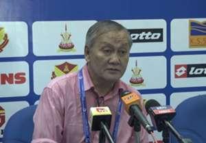 Felda United head coach Irfan Bakti 26/7/2016