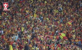 TM final Selangor fans