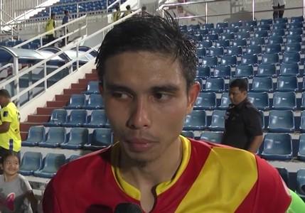 Selangor's Razman Roslan