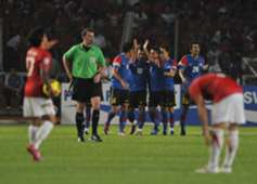 Indonesia-Malaysia 2010 AFF Cup final