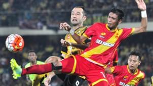 Perak vs Selangor 2016 MSL Razman Roslan Raimi Noor