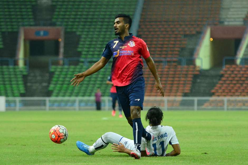 It was a nail-biting 3-3 draw when PDRM took on Penang.
