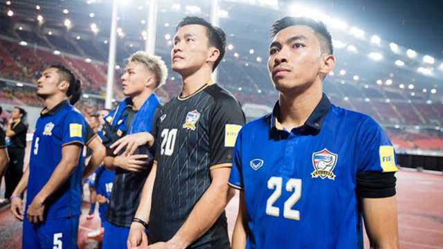 Thailand league and national team may be included in Pro
