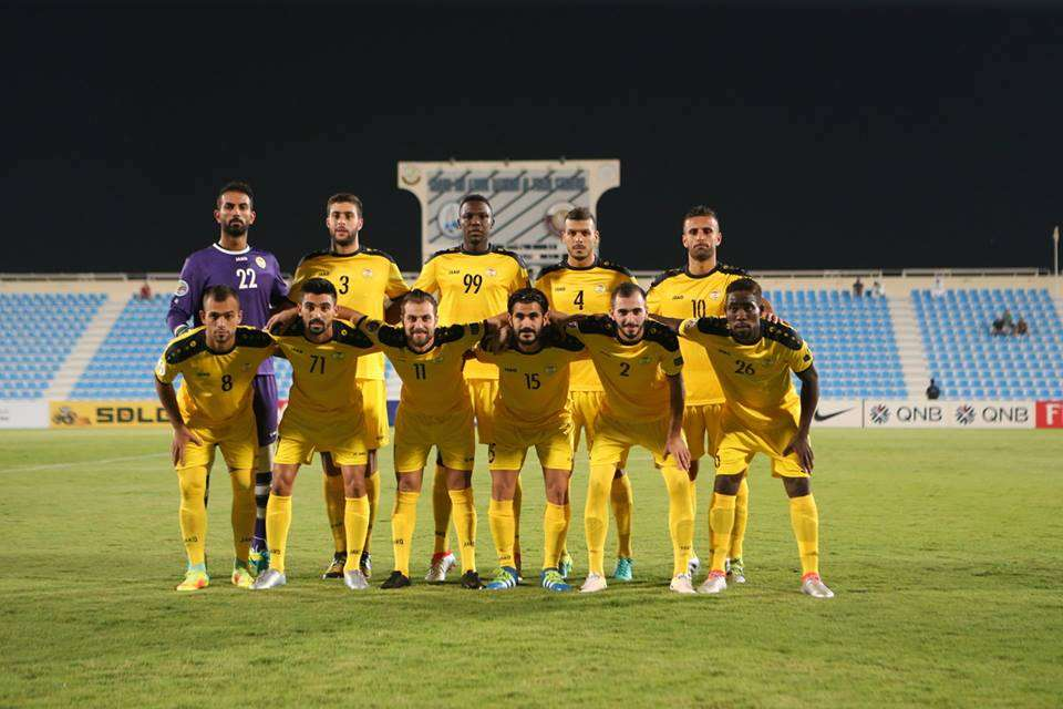 Al-Ahed AFC CUP