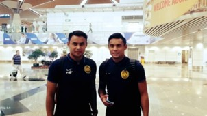Aidil Zafuan Abd Radzak (left) & Zaquan Adha Abd Radzak 2016