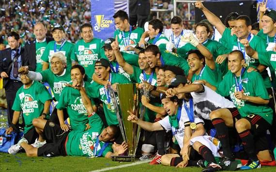 Mexico Copa Oro 2011