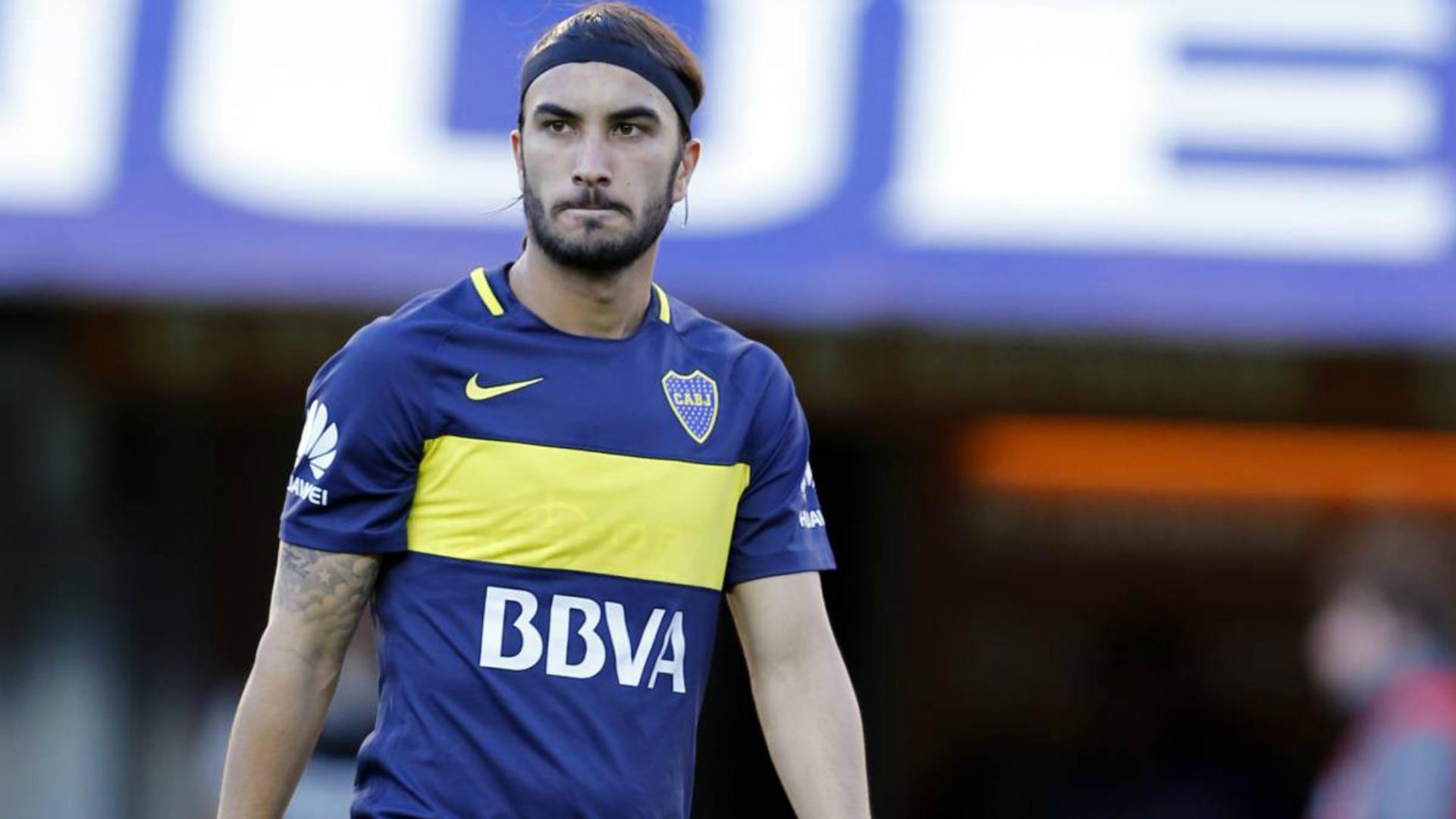 Sebastián Pérez Boca 231216