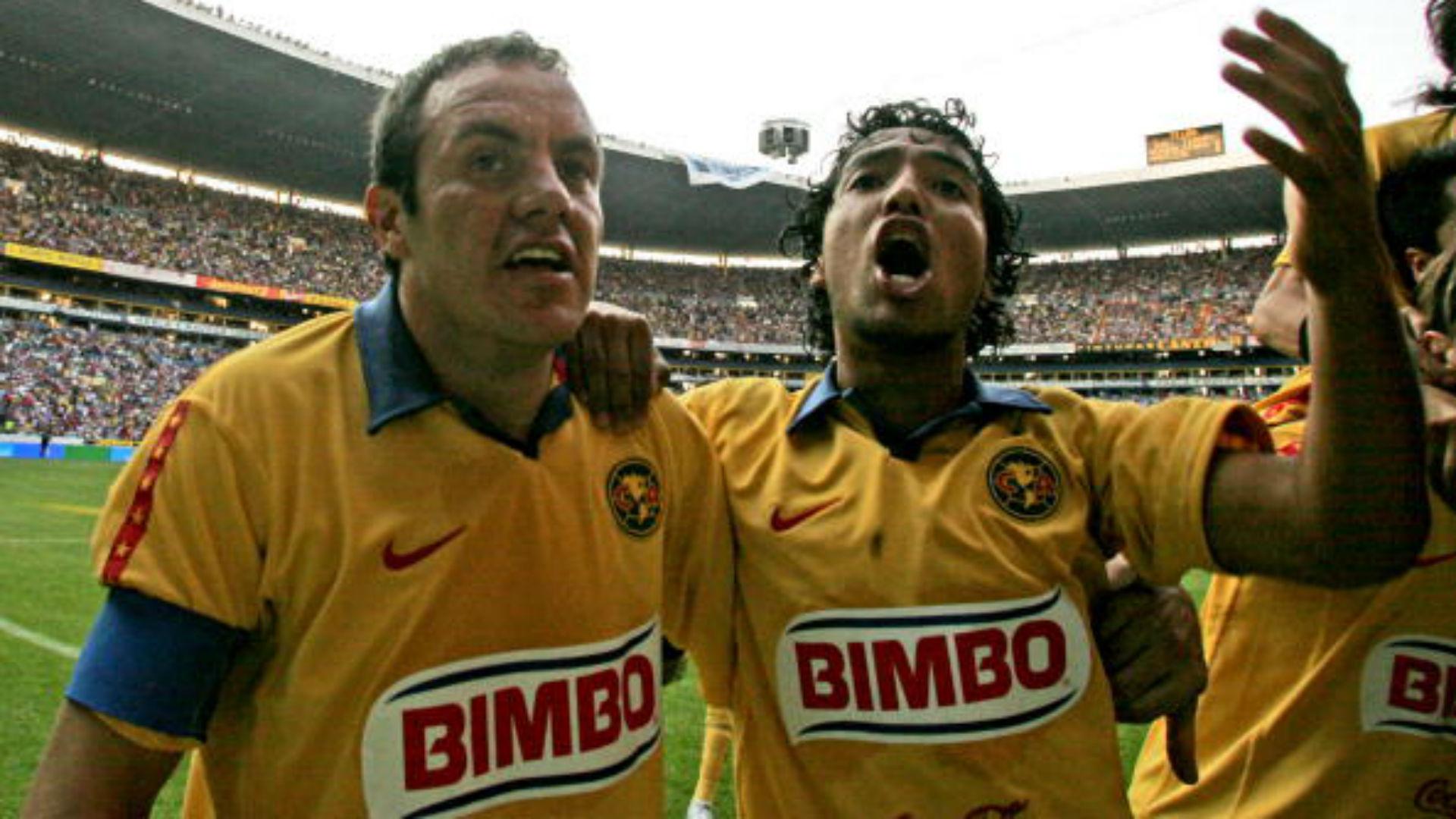 Juan Carlos Mosqueda America Liga MX