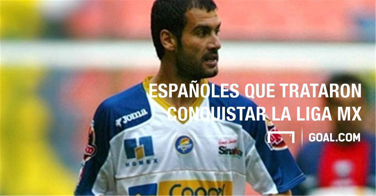 Afiche Españoles Liga MX