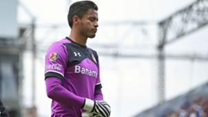 Toluca vs Cruz Azul Liga MX J16 01052016 Alfredo Talavera