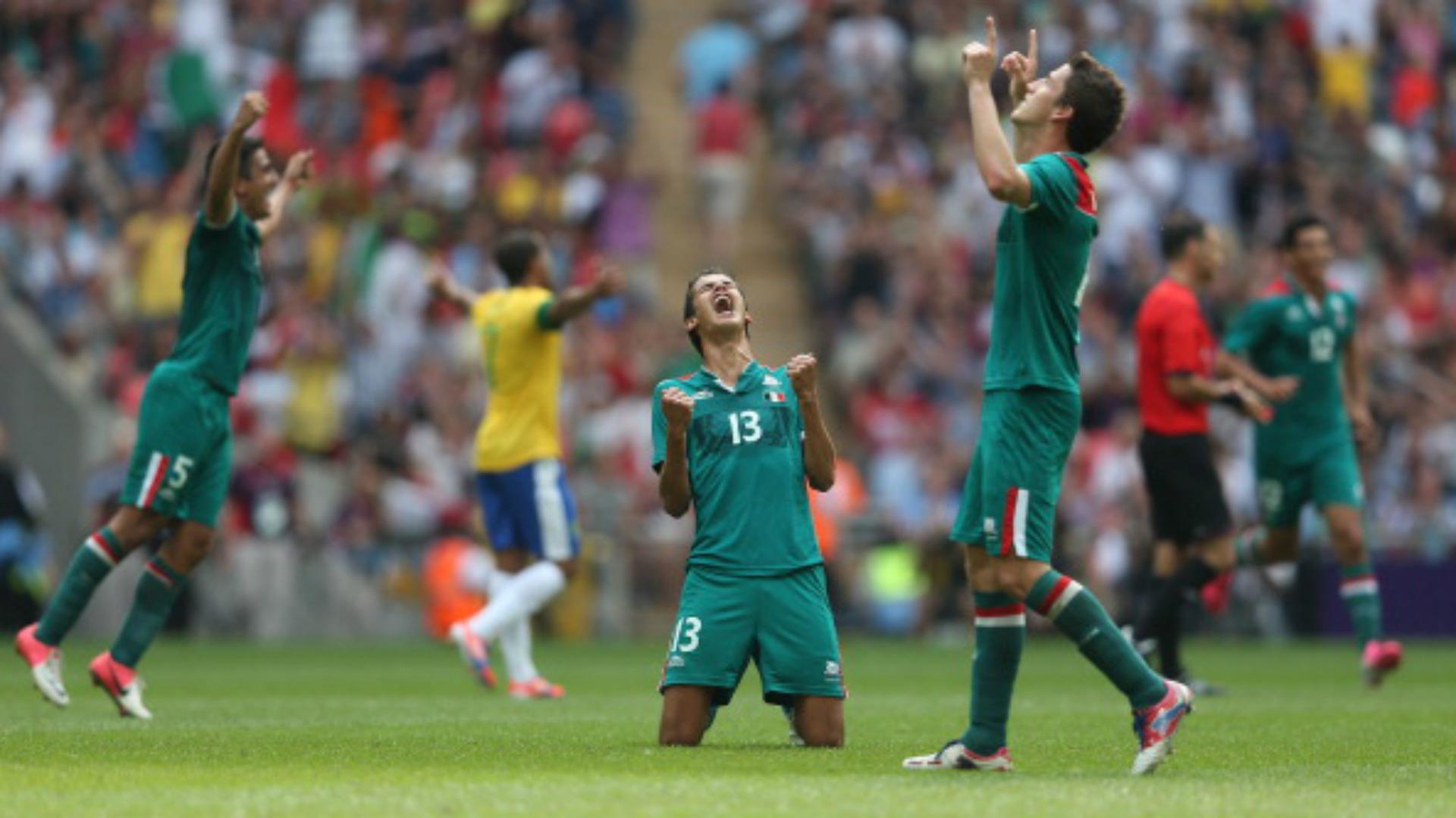 México, Juegos olímpicos, 2012