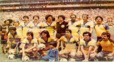 Campeón temporada 1981-1982