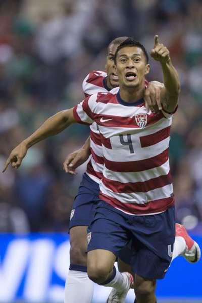 Jugadores mexicanos que juegan para Estados Unidos