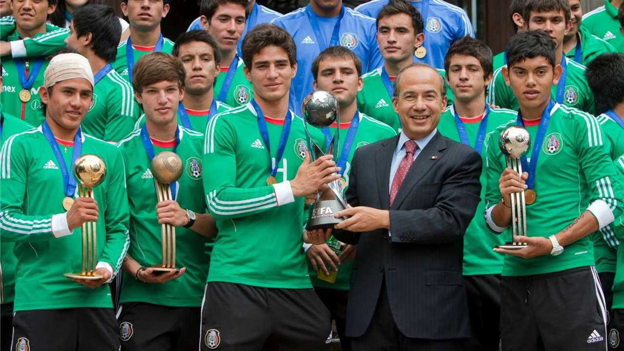 México Sub 17 campeón en el 2011