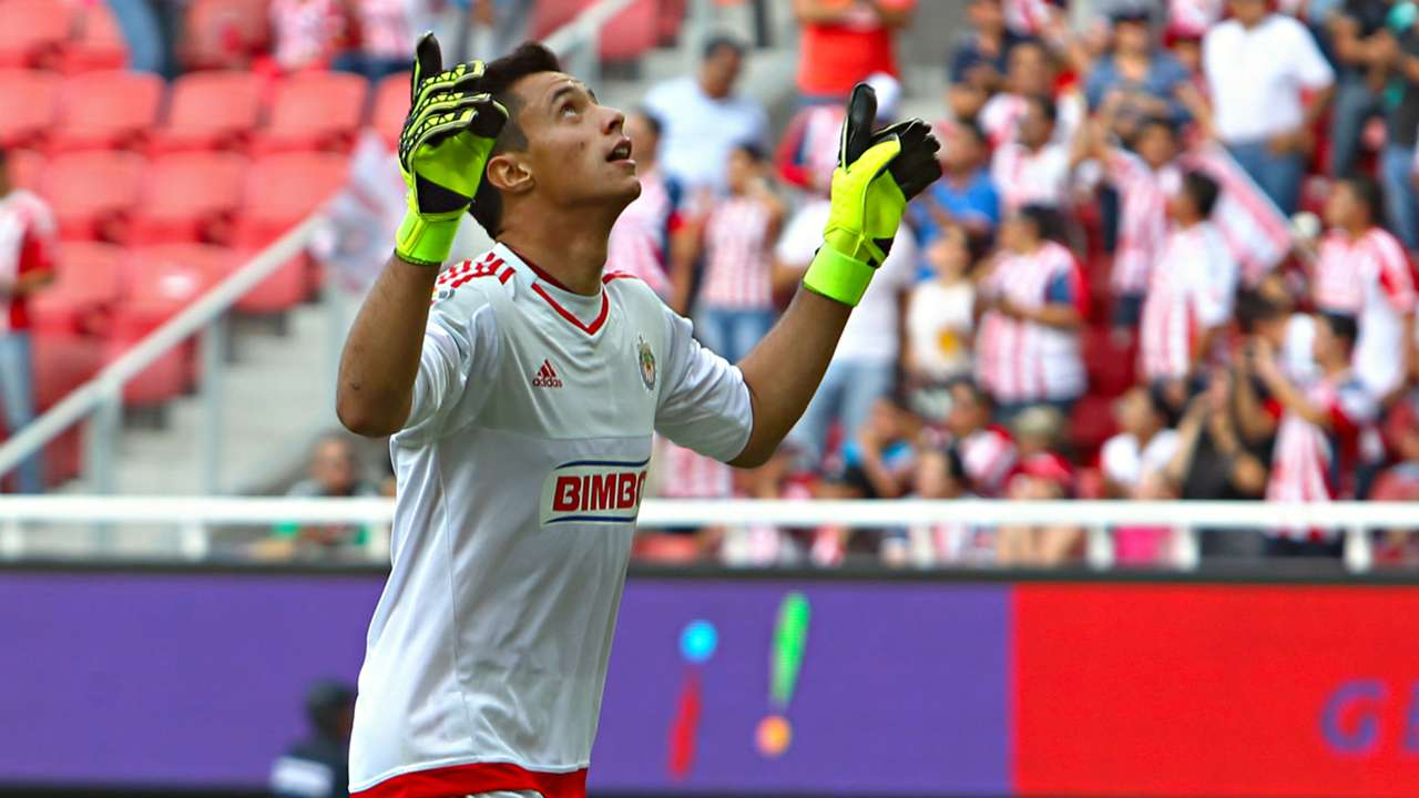 José Antonio Rodríguez 30082014 Chivas vs Chiapas 30082015
