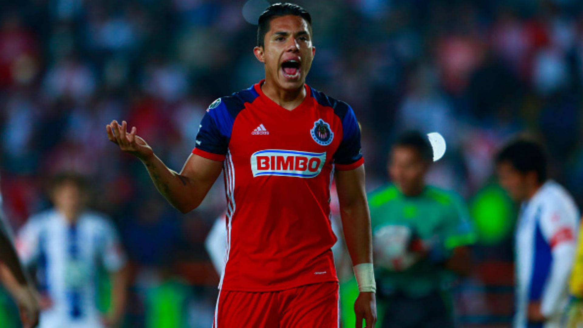 Carlos Salcedo quiere regresar a México