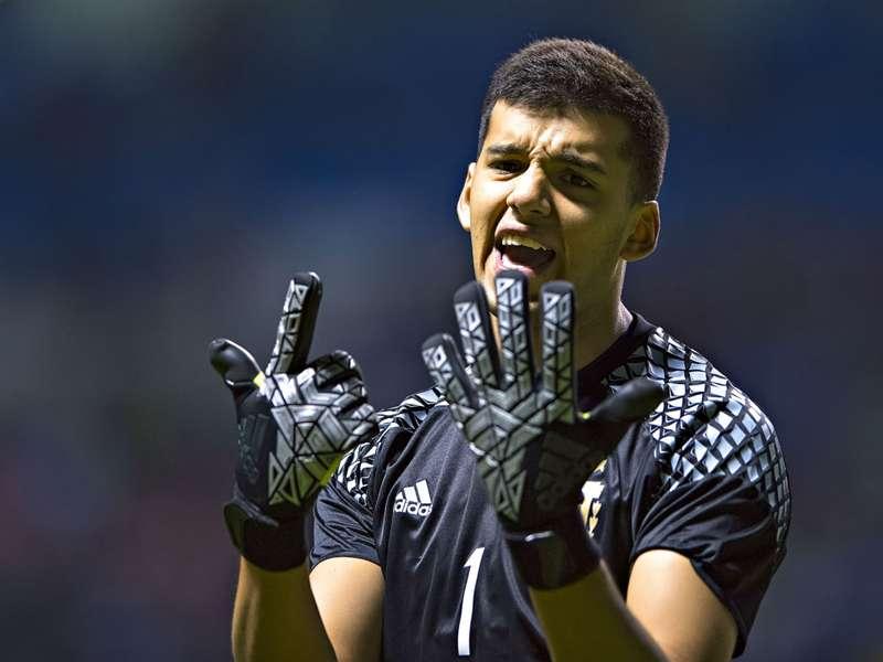 Abre o olho, Navas! Gerónimo Rulli quer jogar no Real Madrid