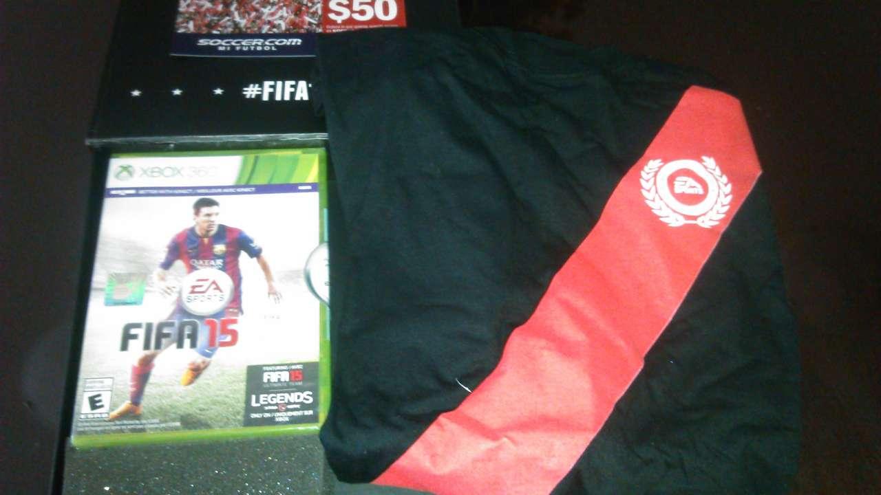 Kit VIP FIFA 15 160115