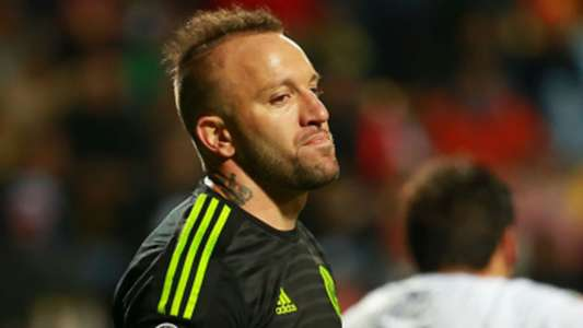 Matías Vuoso México Copa América Chile 2015