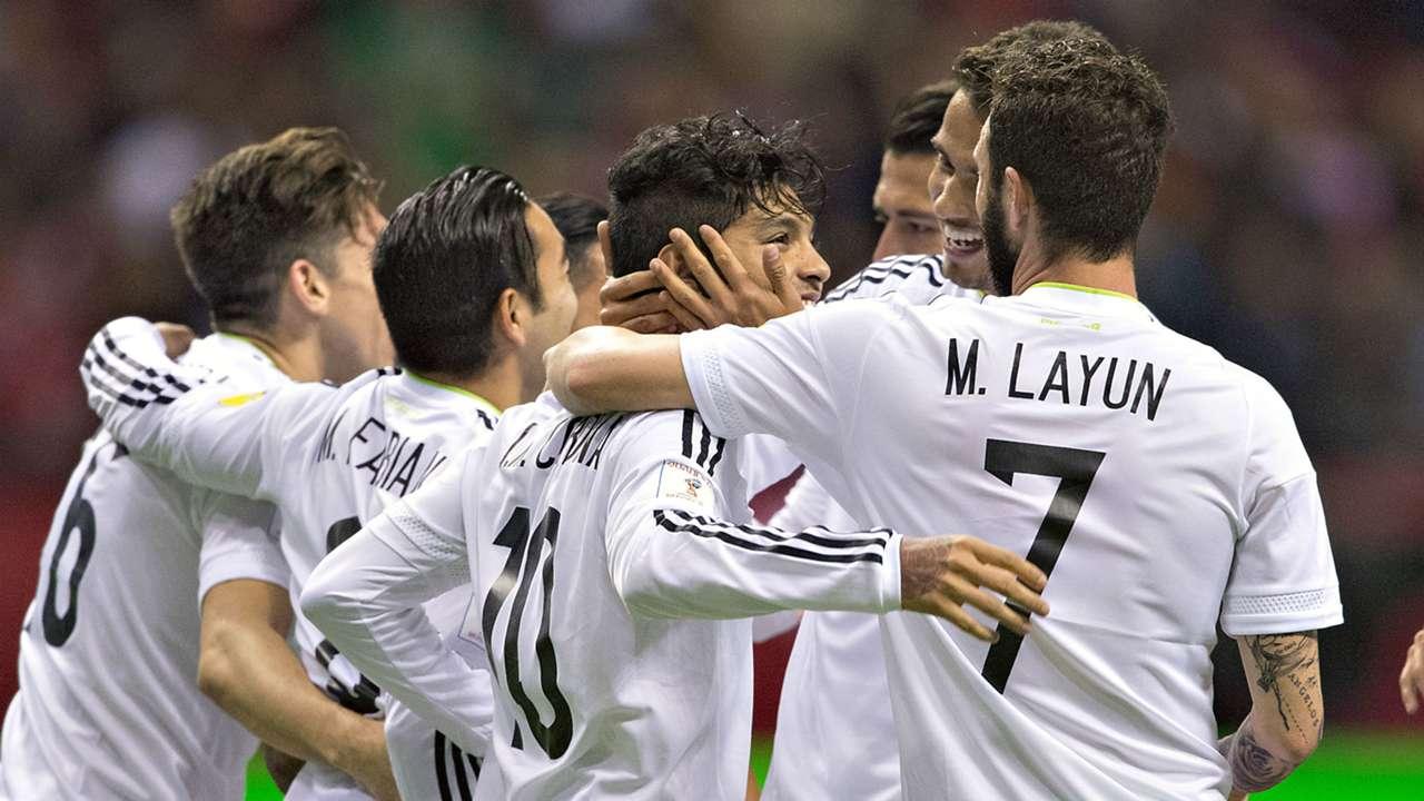 Selección de México, Conacaf, Eliminatorias Mundialistas, 260316