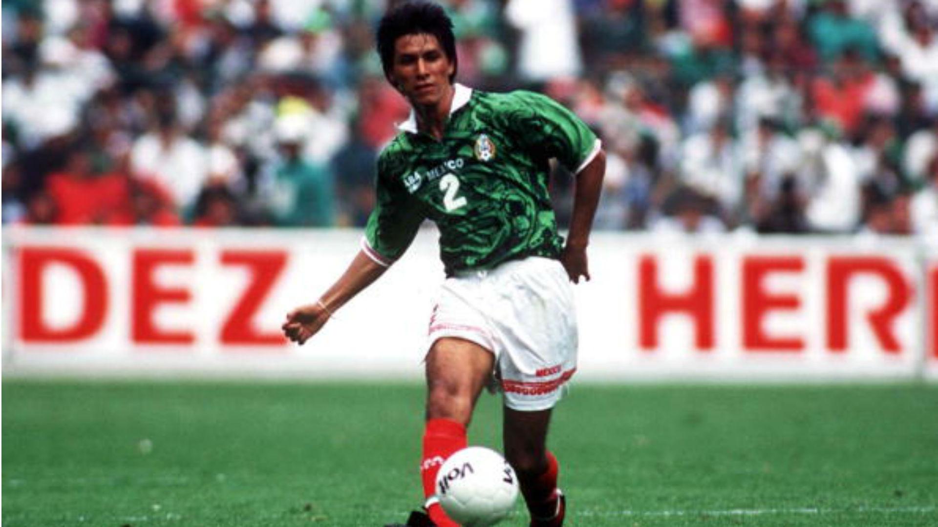 México XI Ideal Copa América Claudio Suárez