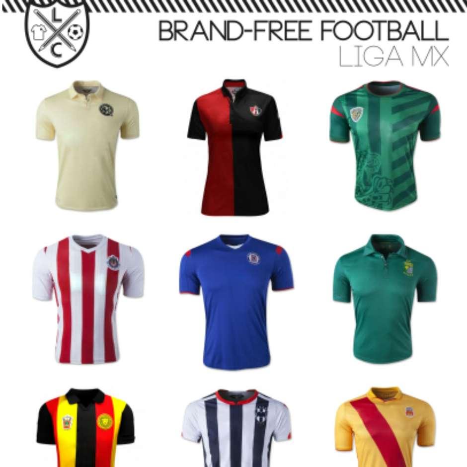 Camisetas sin marcas Liga MX 220115 - Goal.com a689fc9fa6d0f