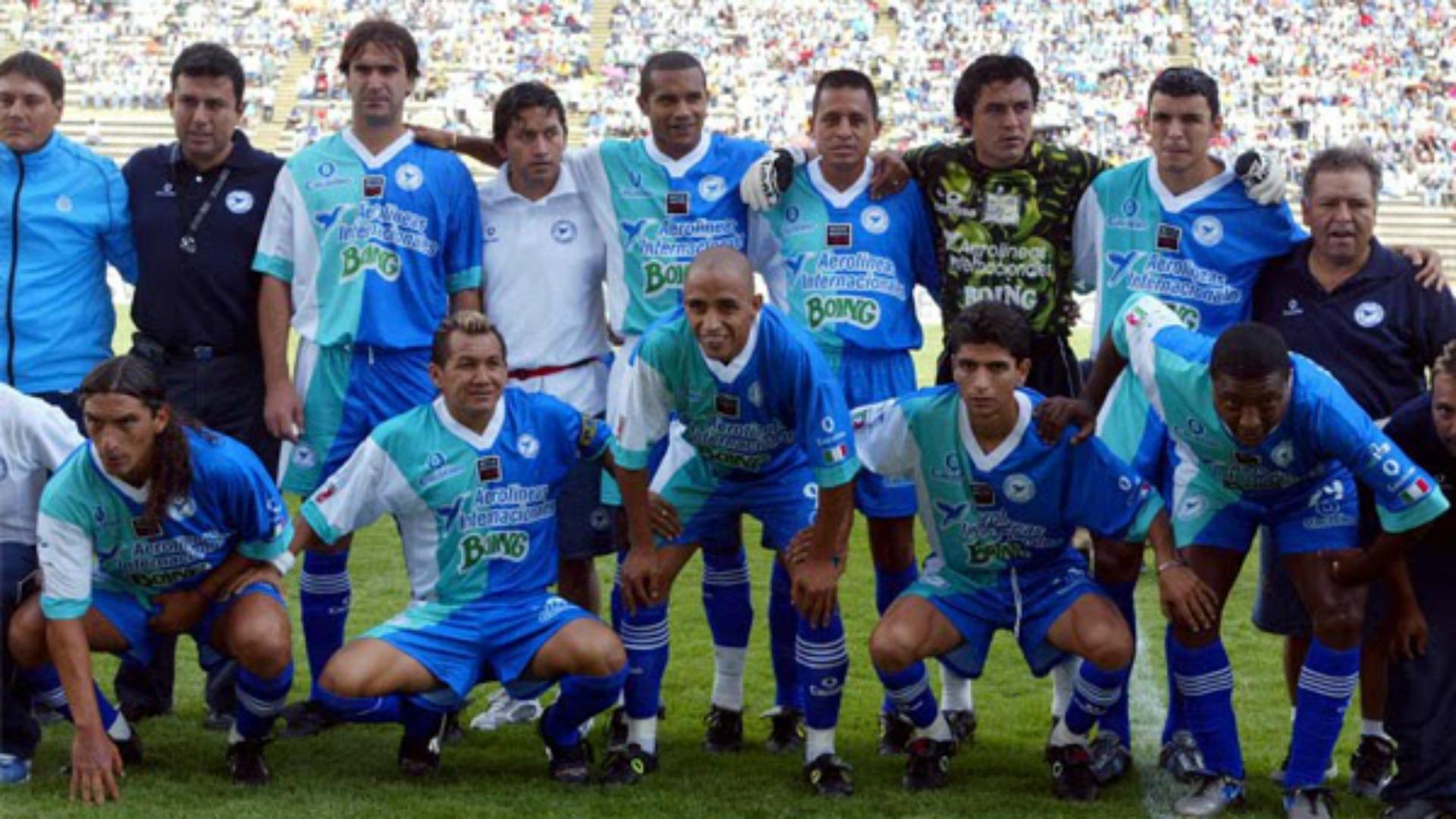 Colibríes Clausura 2003