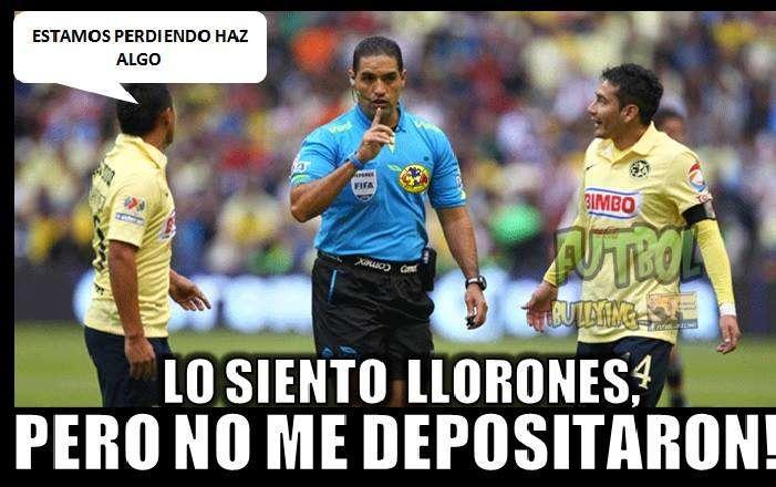 Memes Monterrey vs América - Goal.com
