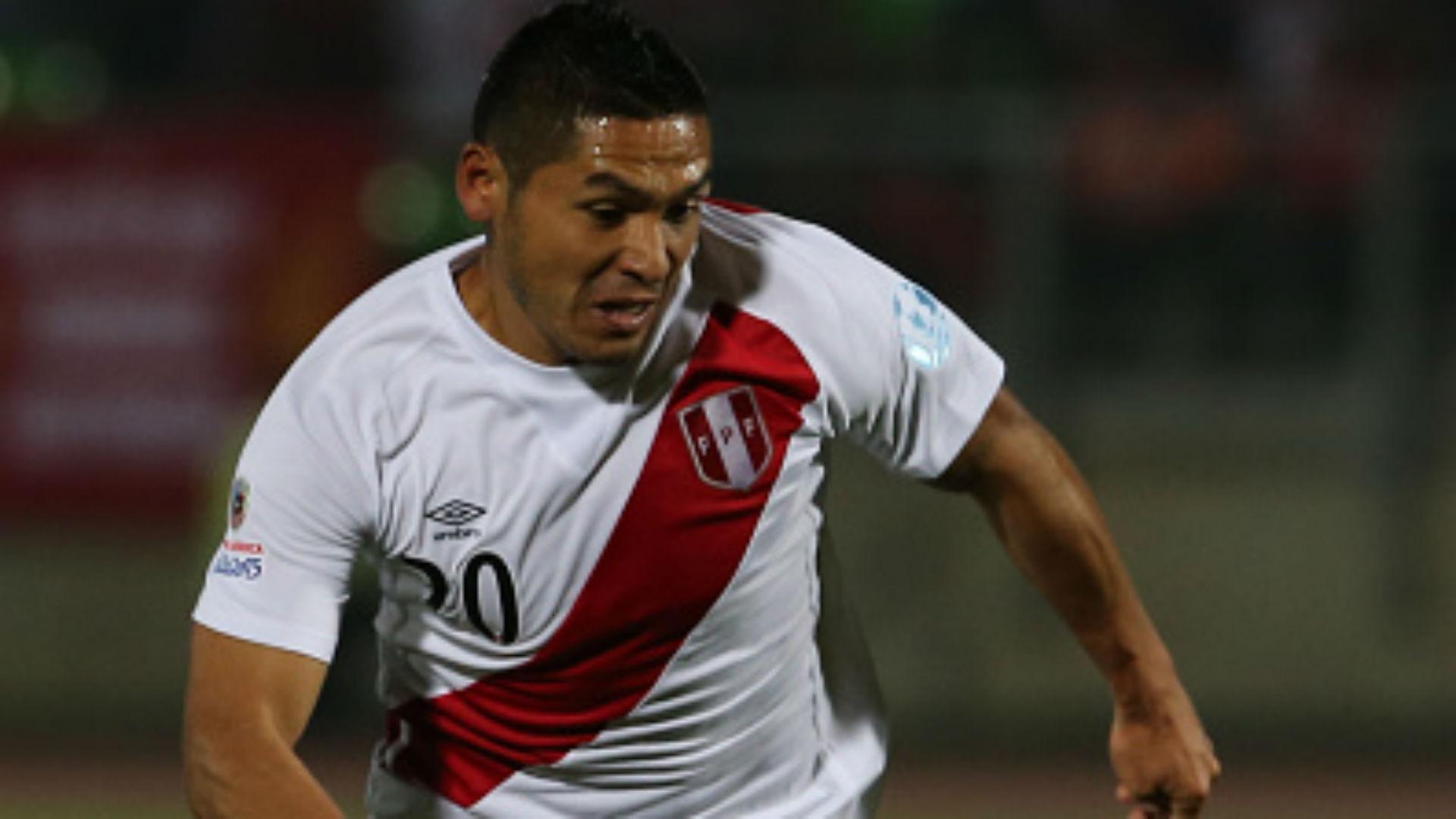 Joel Sánchez Perú Copa América 2015