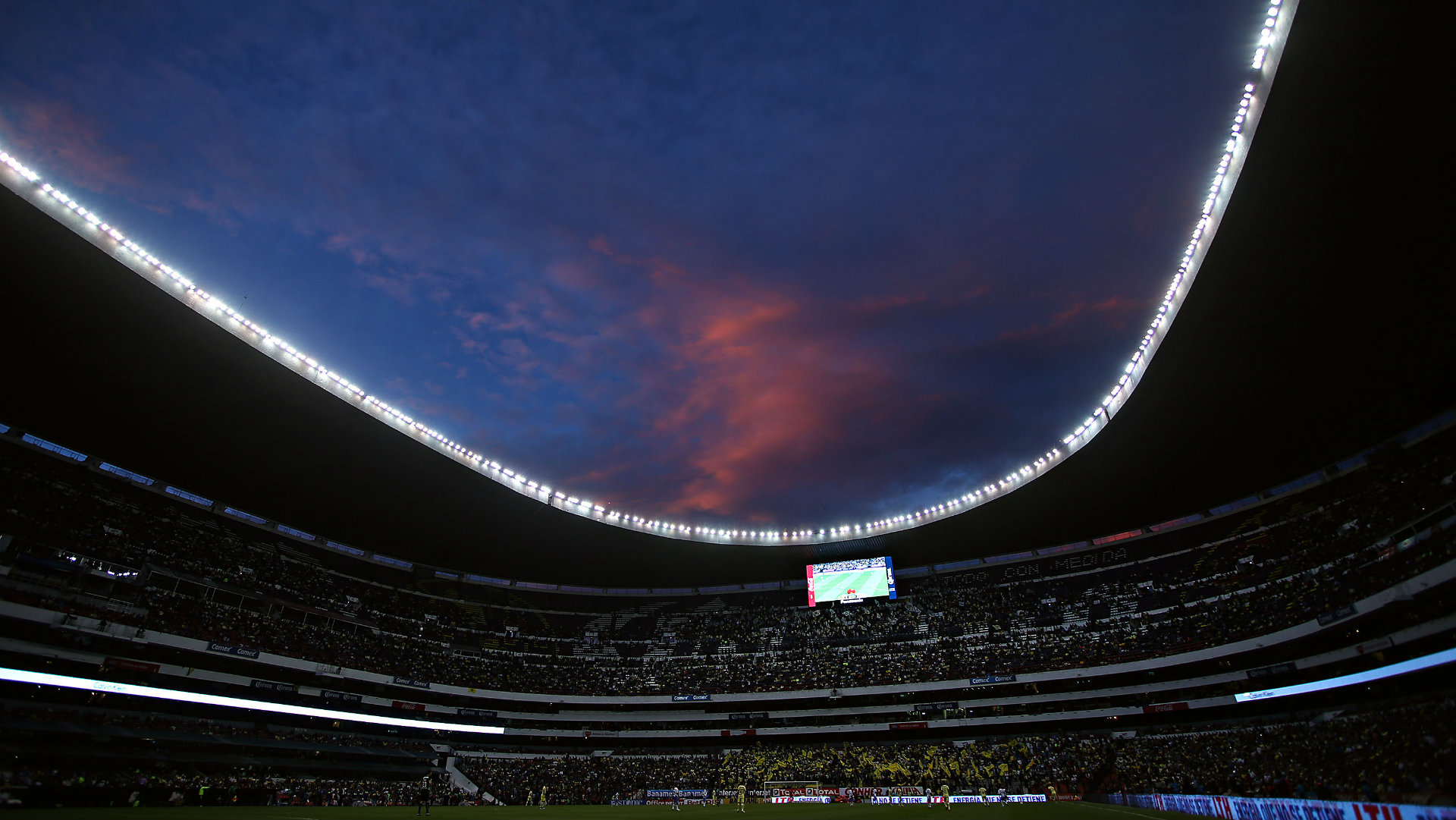 Image result for estadio azteca cruz azul
