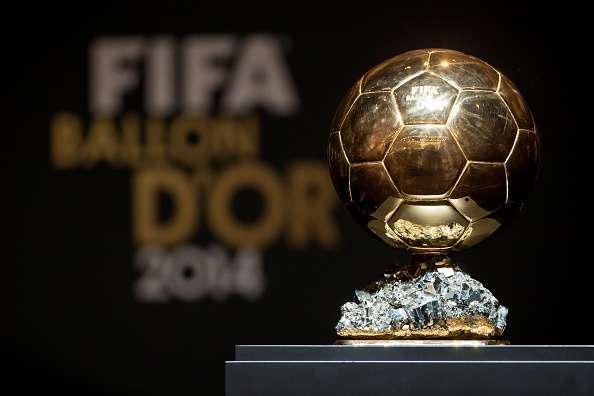 Entrega Balón De Oro 12012014
