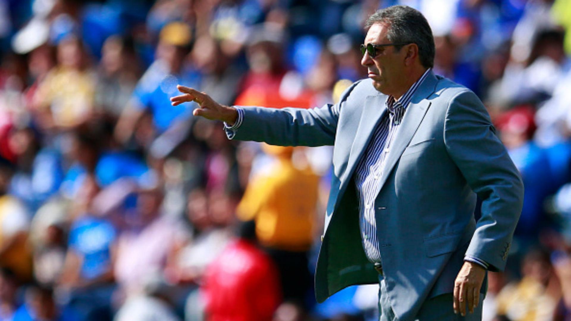 Tomás Boy Espinoza Cruz Azul Liga MX Apertura 2016